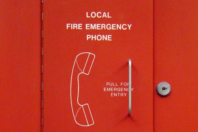 noodwaarschuwing telefoon