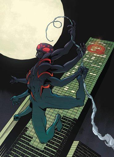 Versión alternativa en la que Norman Osborn es Spiderman