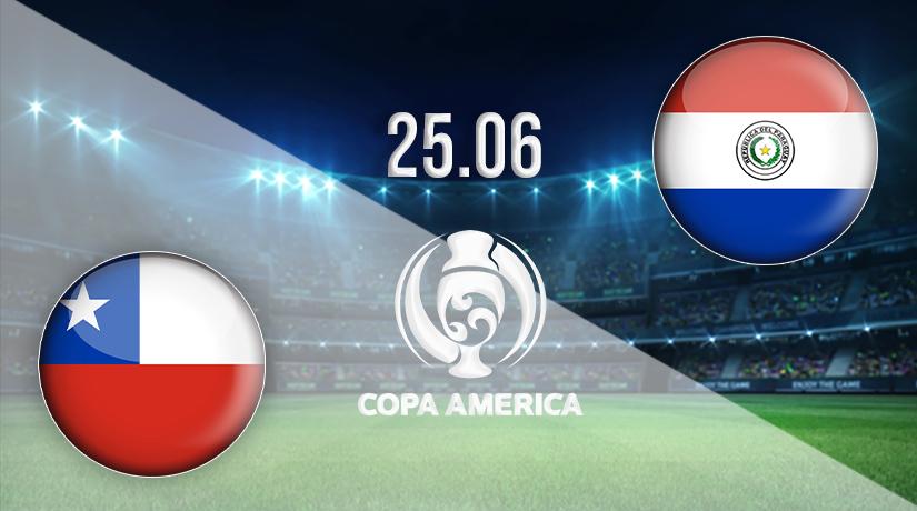 بث مباشر مباراة تشيلي وباراجواي
