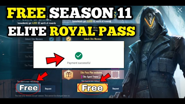 How to get season 11 royal pass in pubg mobile