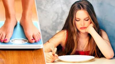 perdre du poids sans avoir fain