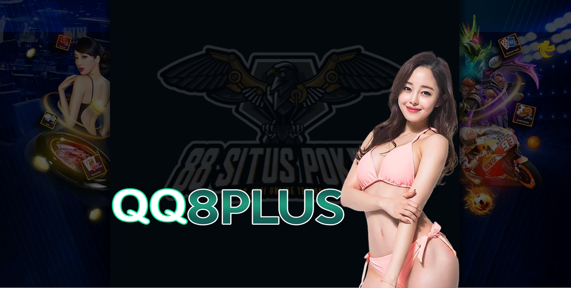 QQ8Plus: Situs Slot Online Daring Terlengkap Di Indonesia Dan Asia