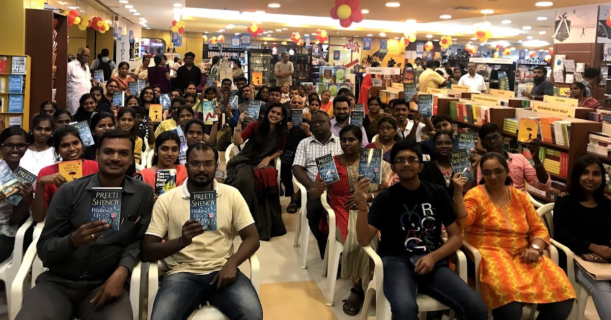 A Fabulous Turnout For Wake Up Life Is Calling. Thank You Coimbatore!