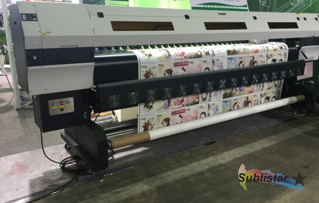 1.8M Double DX-5 Printhead Sublimation Printer
