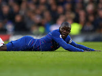 Matter of Kante, Lampard Does not Want to Take Risks