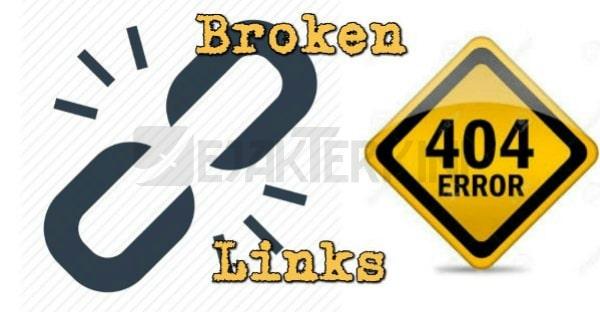 cek broken link