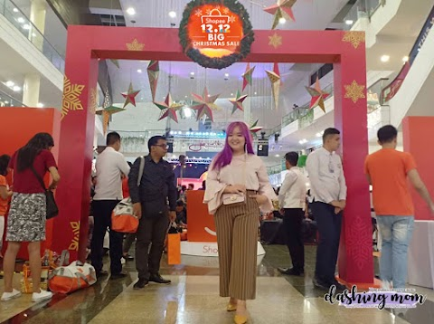 Shopee 12.12 Big Christmas Sale just in time with Christmas