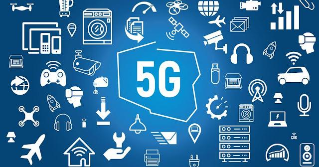 مميزات-تقنية-الجيل-الخامس-5G