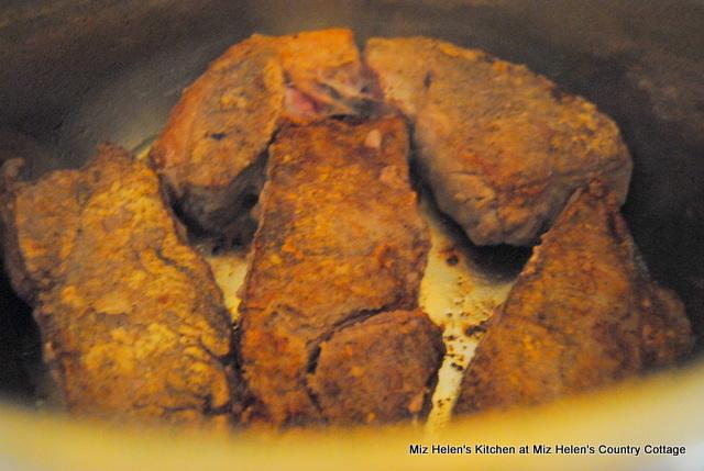 Instant Pot Swiss Steak at Miz Helen's Country Cottage