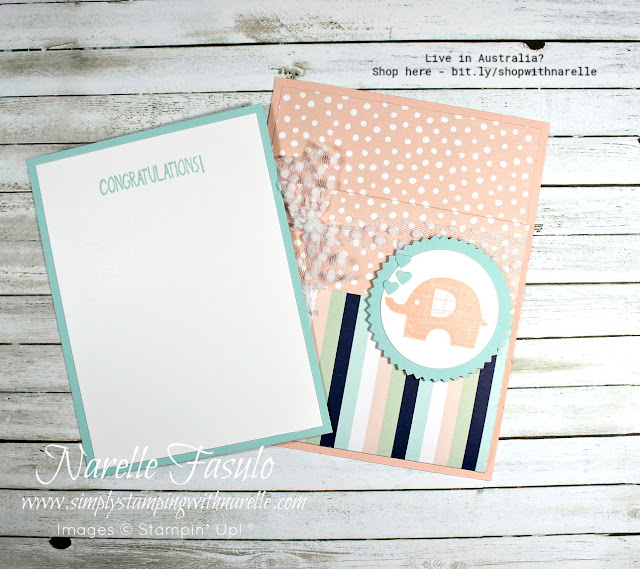 The Little Elephant Bundle is perfect for welcoming a little one to the world. See it here - http://bit.ly/LittleElephantBundleSU