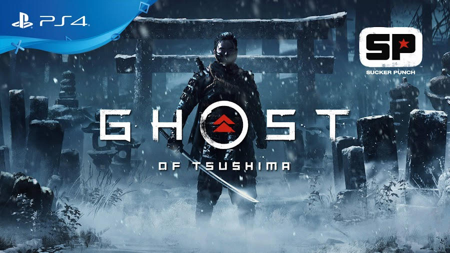 ghost of tsushima release date june 26 collector's edition jin sakai open world action-adventure game sucker punch productions sony interactive entertainment playstation 4