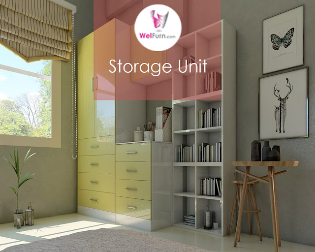 Storage unit Design Bangalore
