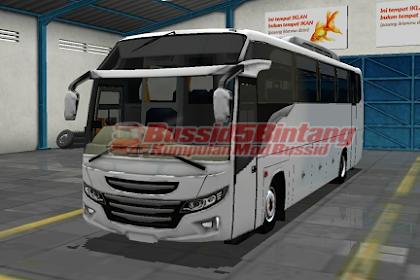 Mod Bussid bus tentrem max hdd