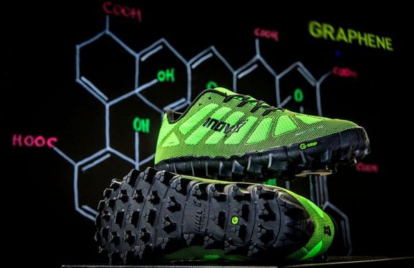 Sports shoes made using Graphene