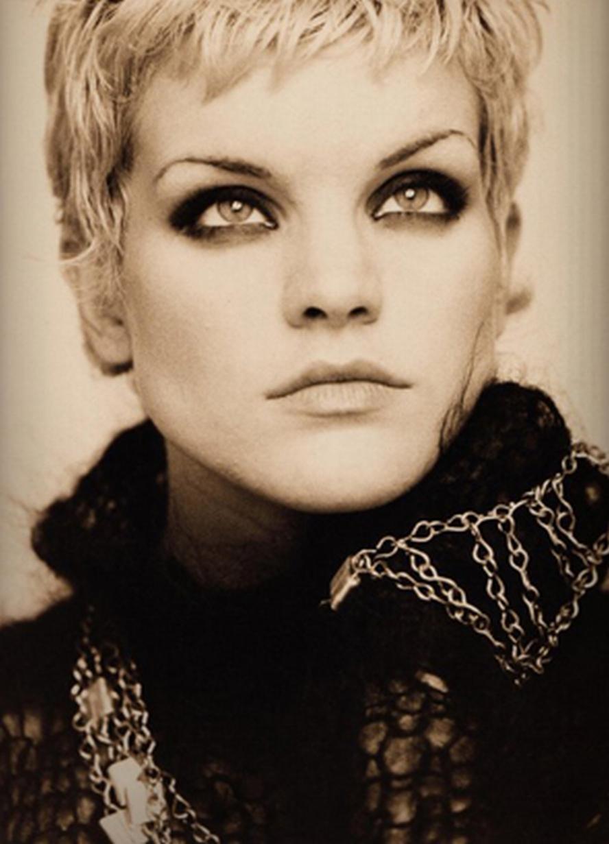 Pauley Perrette Blonde 45