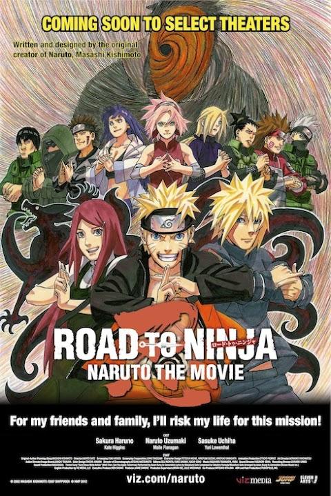 Naruto rruga drejt ninxha Dubluar ne shqip