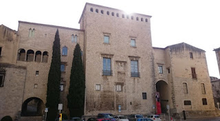 Girona, Palacio Episcopal.