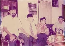 KISAH JADZAB HABIB JA'FAR ALKAFF DAN GUS DUR