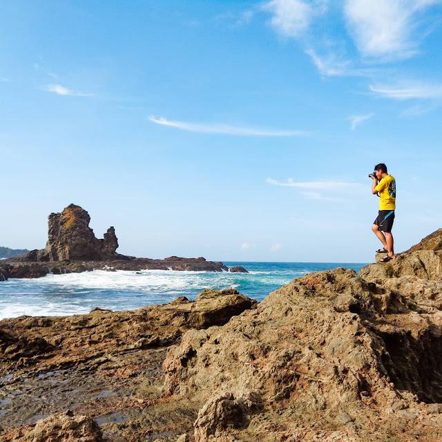tour wisata jogja ke pantai watu lumbung