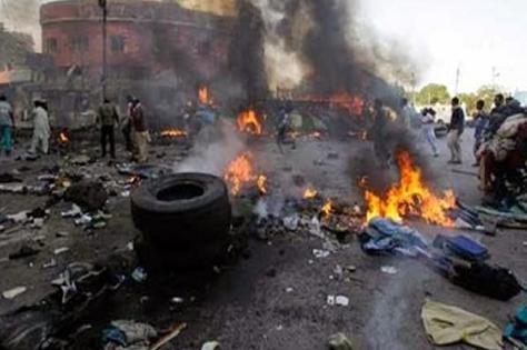 madagali market suicide bombing