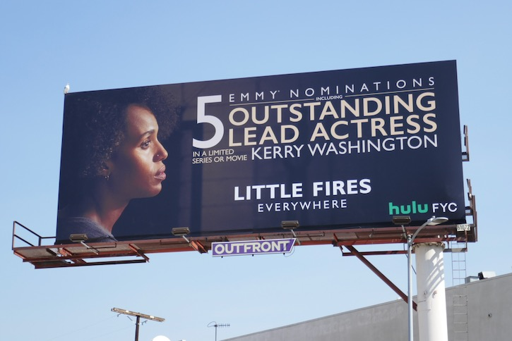 Little Fires Everywhere 5 Emmy nominations billboard