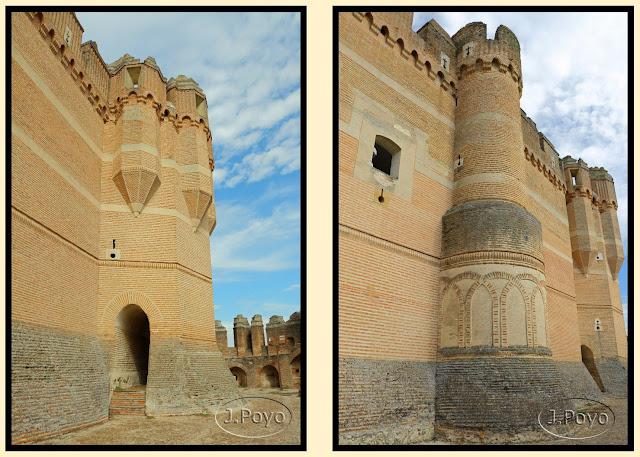Castillo de Coca, Segovia