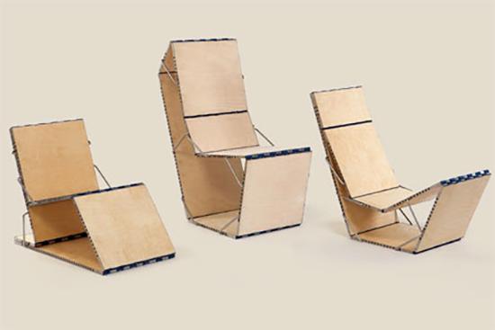 14 ide kursi lipat kreatif dari plywood