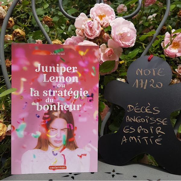 Juniper Lemon ou la stratégie du bonheur de Julie Israel