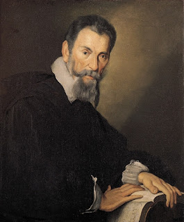 Portrait of Monteverdi