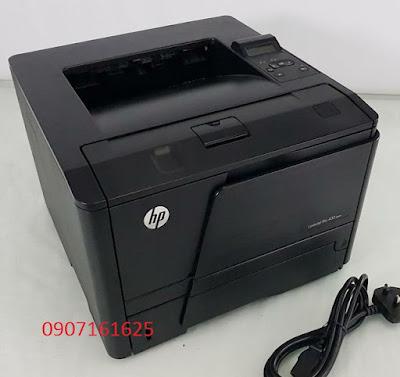 HP LaserJet Pro 400 M401d | Máy in A4 laser cũ 2 mặt in nhanh 1