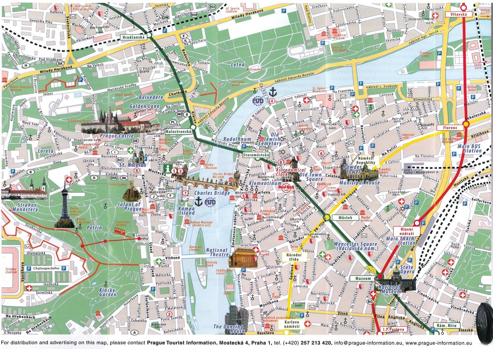 Prag Karte Sehenswurdigkeiten.Countryclub White Bisons Attergau Ausflug Prag Vom 12