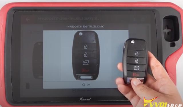 Xhorse Key Tool Plus Remote Online-cloud Recognition 13