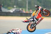 Marq Marquez Mengalami Kecelakaan Parah di FP1 MotoGP Thailand