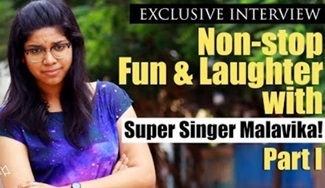 Non-stop Fun and Laughter with Super Singer Malavika!   Super Singer 6, Vijay Tv