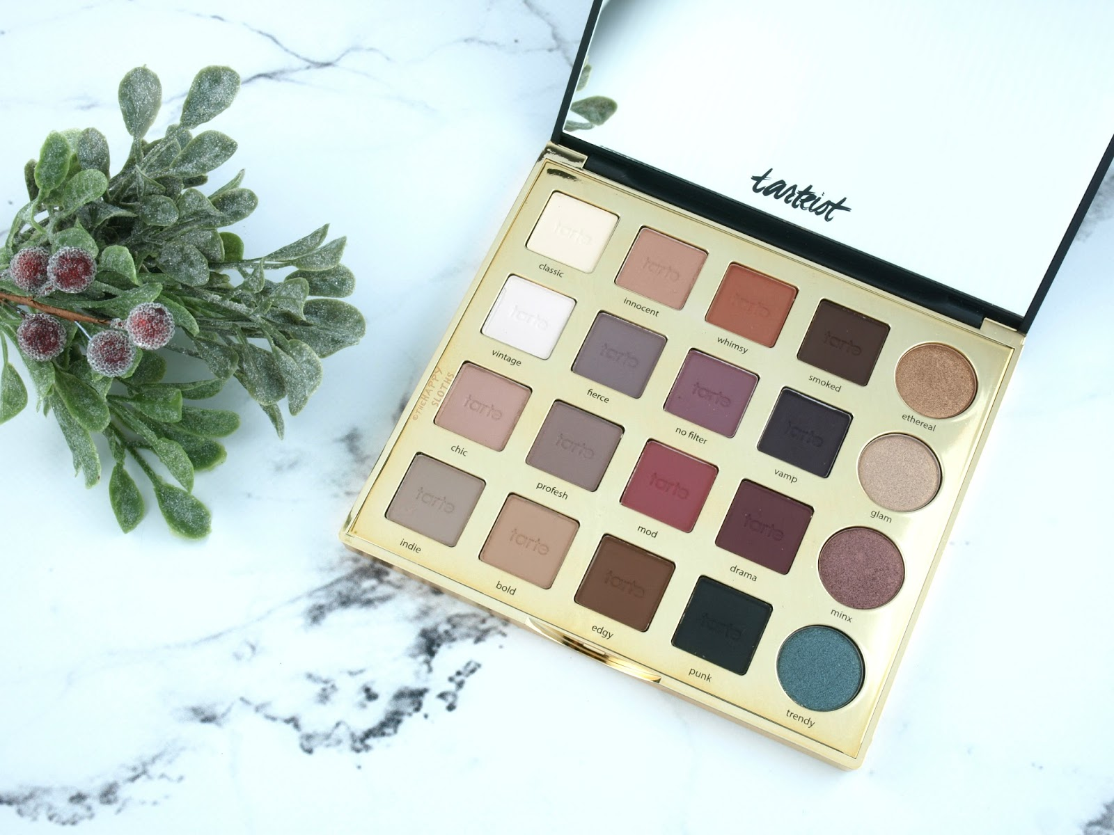 Tarte Tartiest PRO Amazonian Clay Palette: Review and Swatches