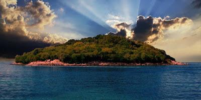 pulau misteri