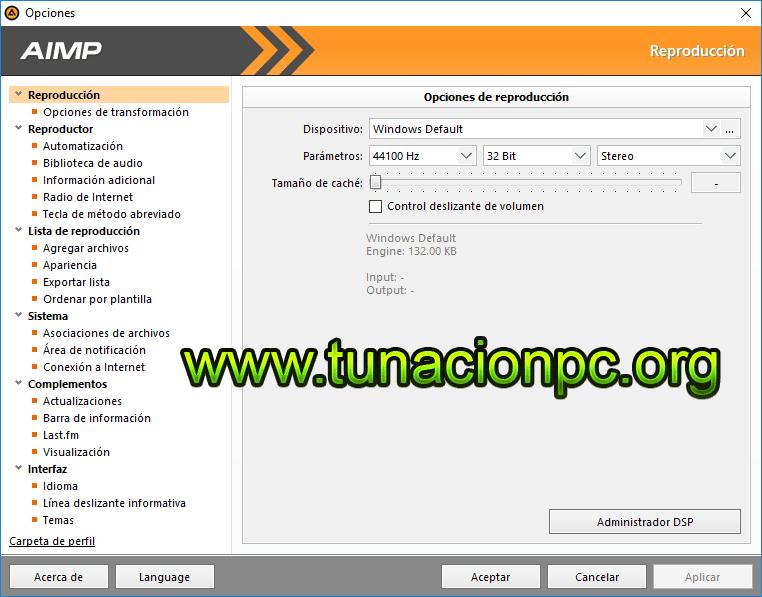 AIMP Full Imagen