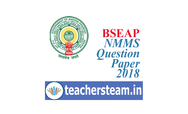 NMMS Question paper