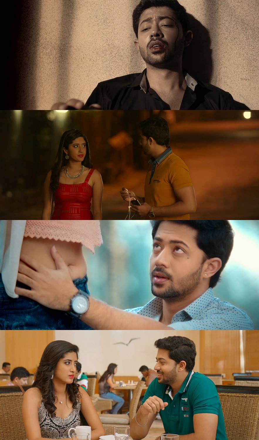 Kumari 21F (2018) Dual Audio Hindi 720p HDRip 1.1GB Desirehub