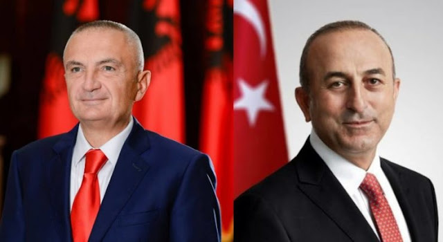 Turkey among main economic and trade parters with Albania, Meta said in meetin with Çavuşoğlu