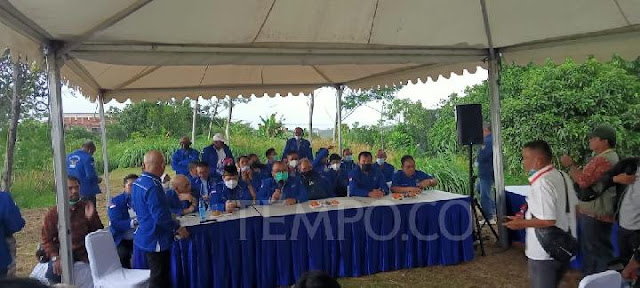Terkait Putusan Kemenkumhan, Muhammad Rahmad Minta SBY dan AHY Minta Maaf ke Pemerintah