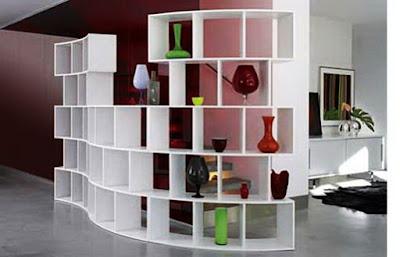 Kreatif Desain Untuk Partisi Interior Ruangan