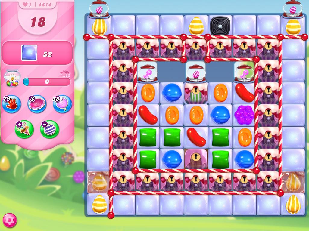 Candy Crush Saga level 4414