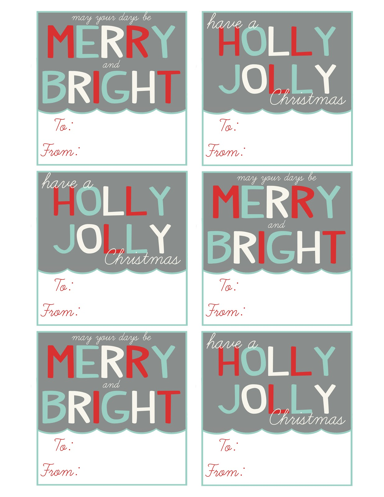 mommy by day crafter by night printable christmas gift tags 2012