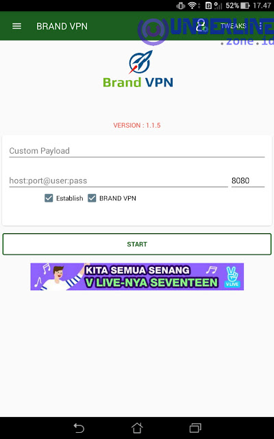 Brand VPN Apk V1.1.5 Free Download