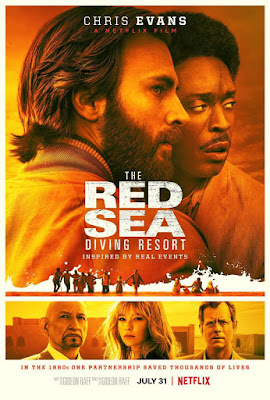 The Red Sea Diving Resort |2019| |DVD| |NTSC| |Custom HD| |Latino|