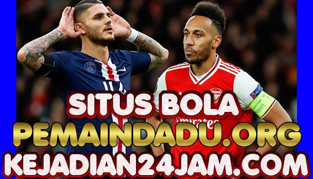 Klub Intermilan Ajak Arsenal Tukar Icardi Dengan Aubameyang