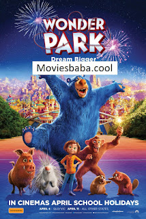 Wonder Park (2019) Full Movie English WEB-DL 360p