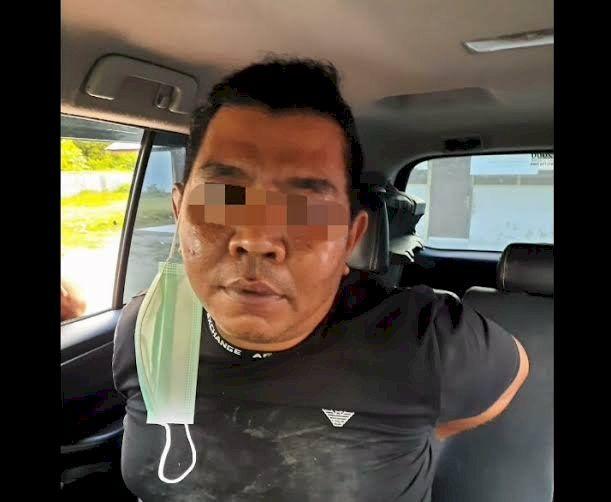 Anggota DPRD Bireun Ketangkap Bawa Sabu 25 Kg yang Bakal Diedarkan di Jambi