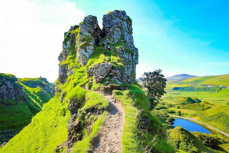Экскурсии на острове Скай в Шотландии